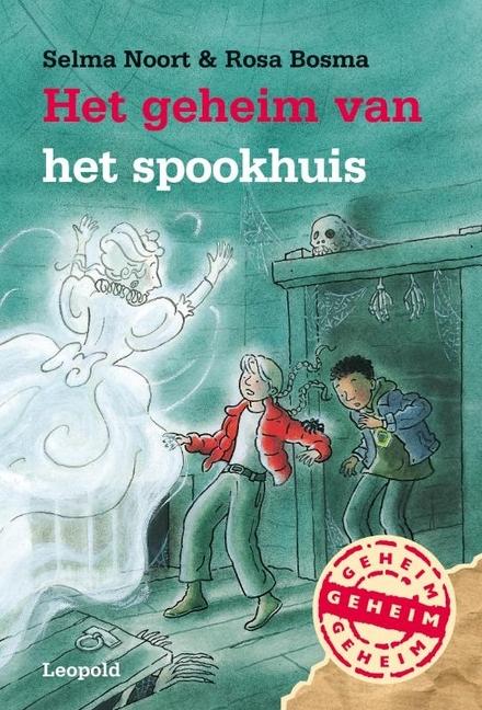 Het geheim van het spookhuis