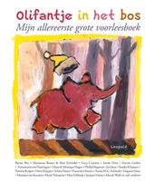 Olifantje in het bos : mijn allereerste grote voorleesboek