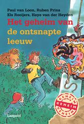 Het geheim van de ontsnapte leeuw