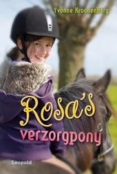 Rosa's verzorgpony