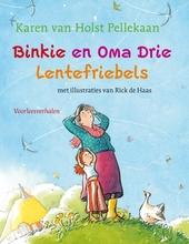 Binkie en Oma Drie : lentefriebels
