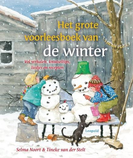 Het grote voorleesboek van de winter