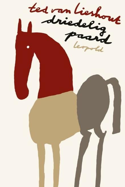Driedelig paard : blokgedichten, beeldsonnetten en tekeningen