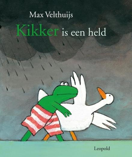 Kikker is een held