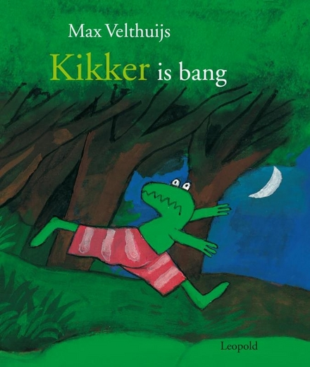 Kikker is bang