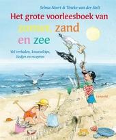 Het grote voorleesboek van zomer, zand en zee : vol verhalen, knutseltips, liedjes en recepten