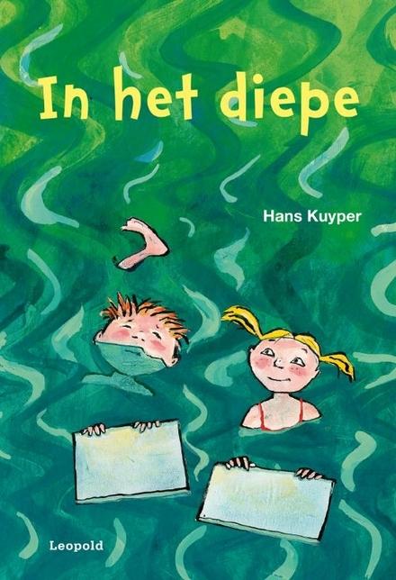 In het diepe