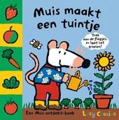 Muis maakt een tuintje