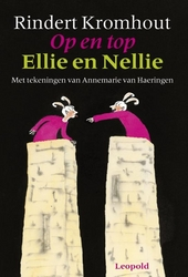 Op en top Ellie en Nellie