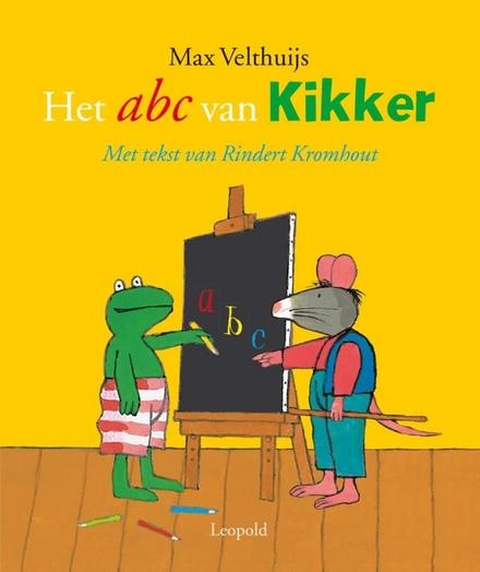 Het abc van Kikker