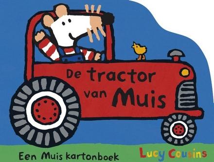 De tractor van muis