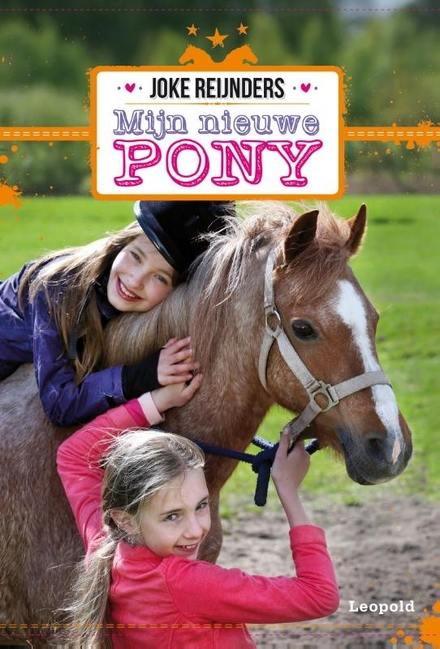 Mijn nieuwe pony