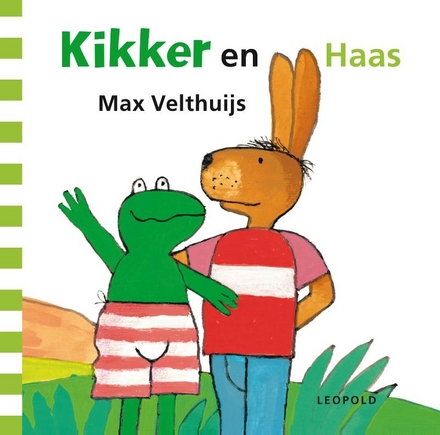 Kikker en Haas