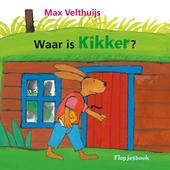 Waar is Kikker? : flapjesboek