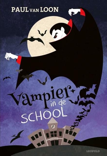 Vampier in de school