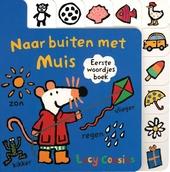 Naar buiten met Muis : eerste woordjes boek
