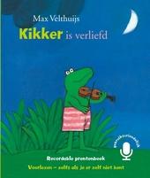 Kikker is verliefd : recordable prentenboek