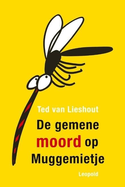 De gemene moord op Muggemietje - Alle hoeken en kanten van de bladzijden worden optimaal gebruikt om te verdwalen in dit verhaal.