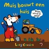 Muis bouwt een huis
