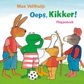 Oeps, Kikker : flapjesboek