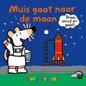 Muis gaat naar de maan