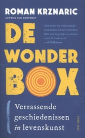 De wonderbox : verrassende geschiedenissen in levenskunst
