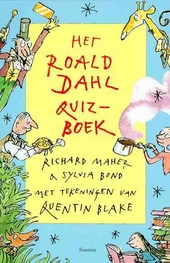 Het Roald Dahl quiz-boek