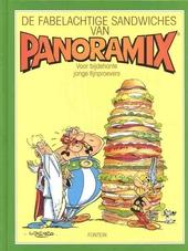 De fabelachtige sandwiches van Panoramix : voor bijdehante jonge fijnproevers