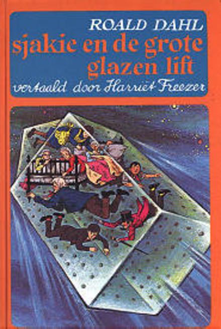 Sjakie en de grote glazen lift