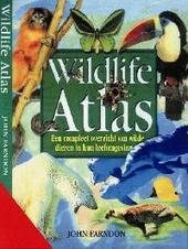 Wildlife atlas : compleet naslagwerk over dieren van de hele wereld, en hun leefomgeving