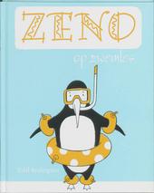 Zeno op zwemles