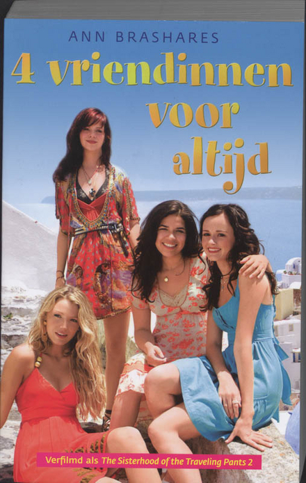4 vriendinnen voor altijd