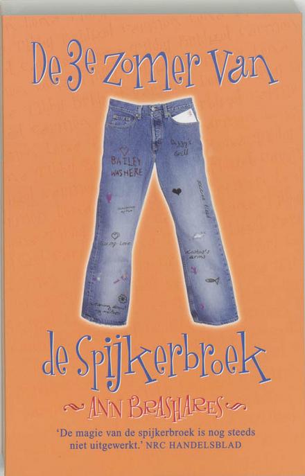 De 3e zomer van de spijkerbroek