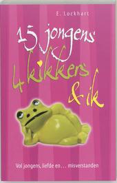 15 jongens, 4 kikkers & ik : (15 jongens, 11 psychiaterbezoeken, 4 keramische kikkers en ik, Ruby Oliver)