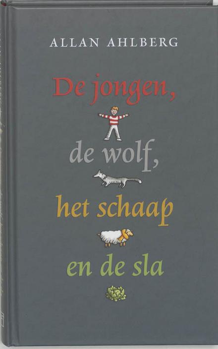 De jongen, de wolf, het schaap en de sla : een zoektochtje naar de waarheid