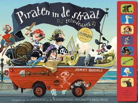 Piraten in de straat : geluidenboek