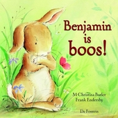 Benjamin is boos!