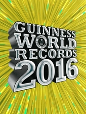 Guinness world records. 2016