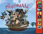 Het piratenmaal : geluidenboek