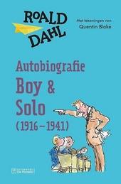 Autobiografie : Boy & Solo 1916-1941