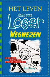 Wegwezen / [tekst en illustraties] Jeff Kinney