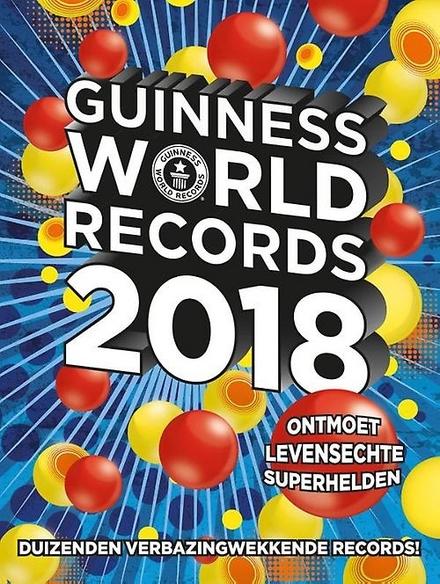 Guinness world records. 2018