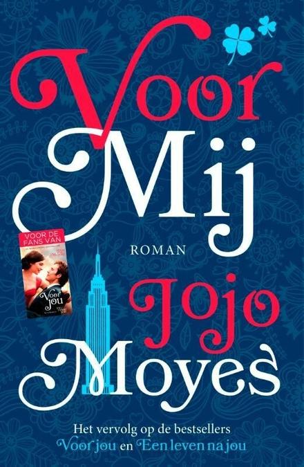 Leestip foto van: Voor mij | Een boek van Jojo Moyes