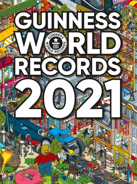 Guinness world records. 2021