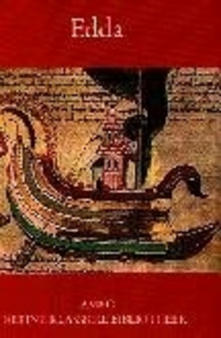 Edda : drie liederen uit de Codex Regius en verwante manuscripten