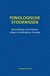 Fonologische stoornissen : behandeling van kinderen volgens de Metaphon-therapie