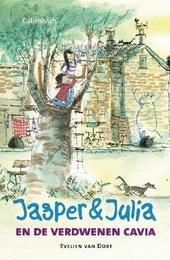 Jasper & Julia en de verdwenen cavia