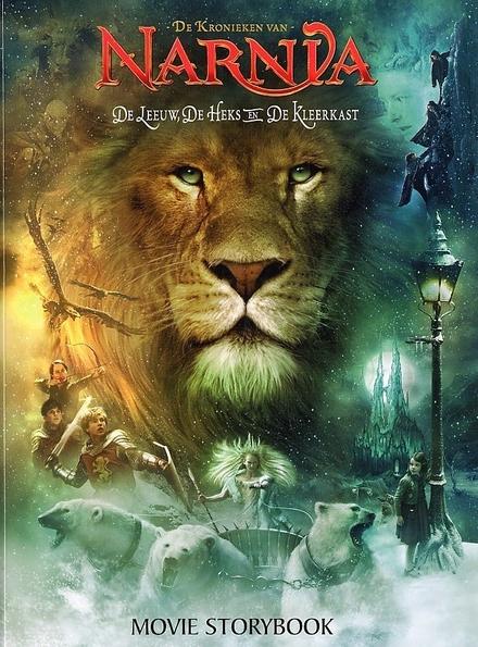 De leeuw, de heks en de kleerkast : movie storybook