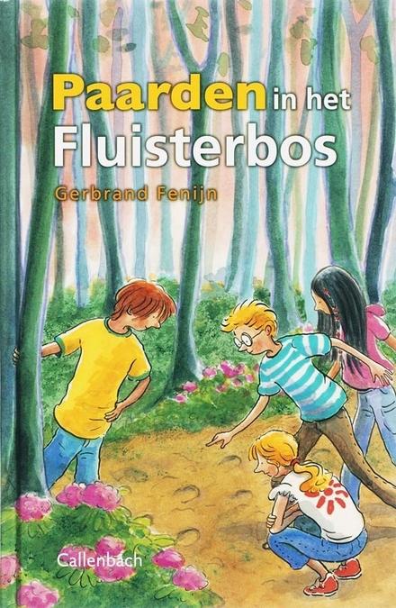 Paarden in het Fluisterbos