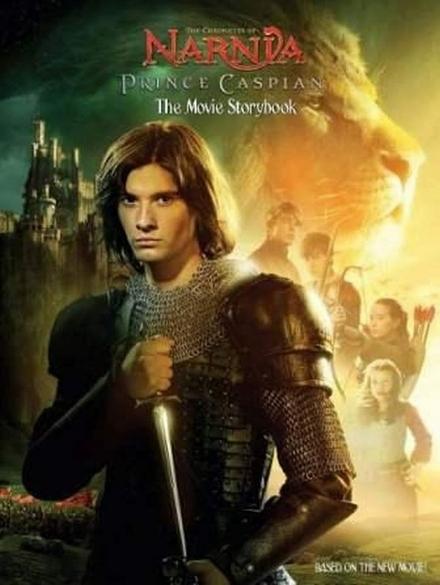 Prins Caspian : movie storybook